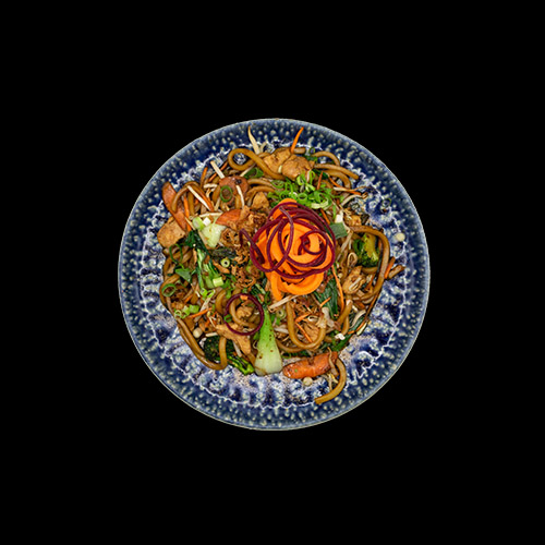 56 UDON FROM THE WOK